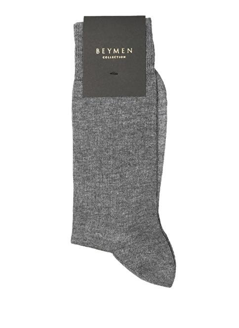 Beymen Collection Çorap Füme